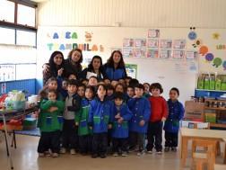 Día de la y el Técnico en Párvulos en Colegios de La Reina