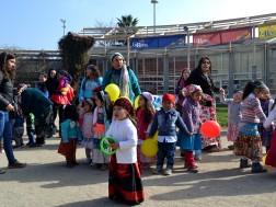 "Carnaval Gitano ""Sala Cuna y Jardín Infantil Laurita Vicuña"""