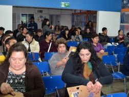 San Constantino Reúne a Centros de Padres y Madres