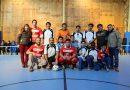 Inauguración de gimnasio Colegio San Constantino